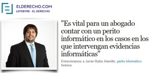 Entrevista Javier Alamillo